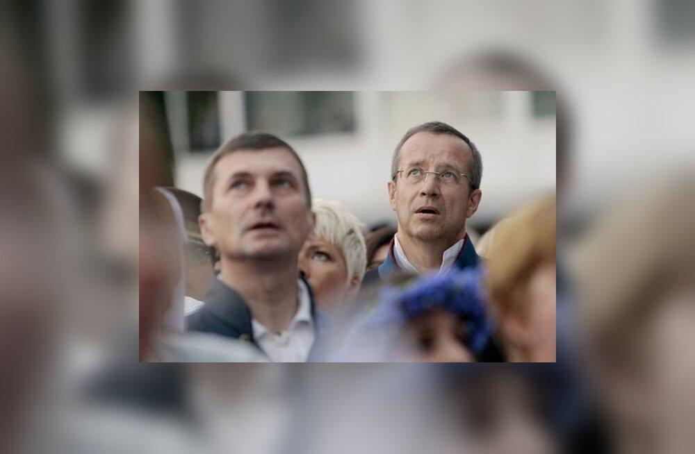 JUHTKIRI: Presidendivalimised Eesti moodi