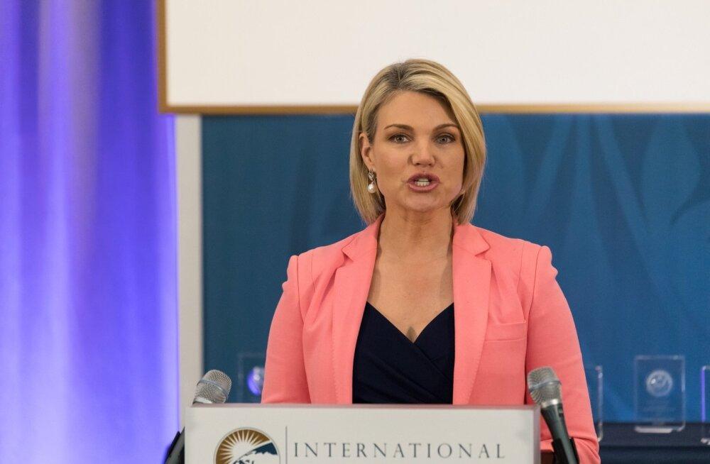 USA väitel on neil usutavaid tõendeid, et Venemaa ja Süüria puhastavad väidetava keemiarünnaku toimumispaika