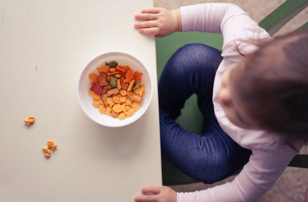 Roheliselt mõtlev ema: väsitav on võidelda selle eest, et toit, mida peaksime kõik rohkem sööma, kättesaadav oleks