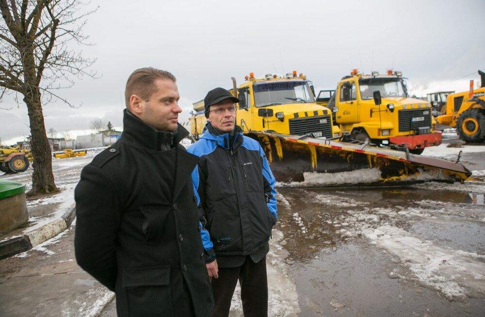 MEIE MAA | Külmad ilmad annavad lootust Saaremaa-Hiiumaa jääteele