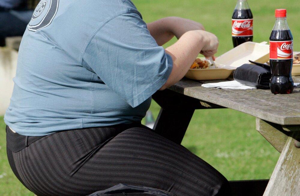 Ученые: жители Эстонии выбирают неполезную еду и толстеют. Что не так с нашим питанием?