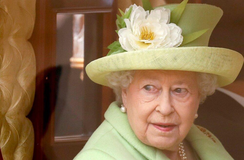 Kuninganna Elizabeth II pole rahul Suurbritannia poliitikute tööga.