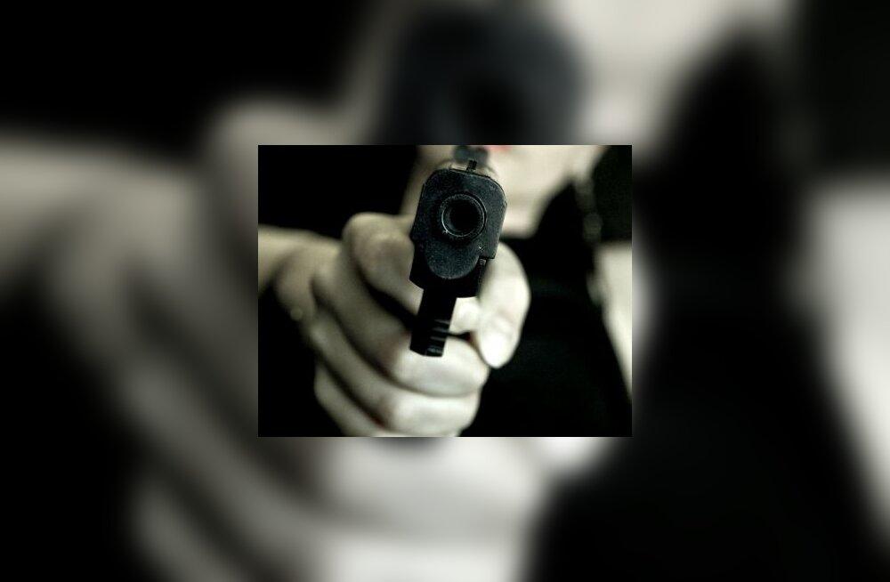 rööv, püstol, relv