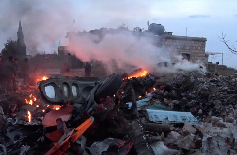 Бомбы для Идлиба: что происходит в Сирии после гибели российского пилота
