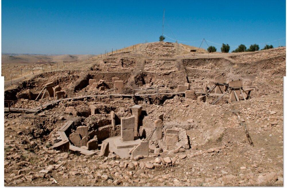 Турция откроет древнейший храмовый комплекс в мире
