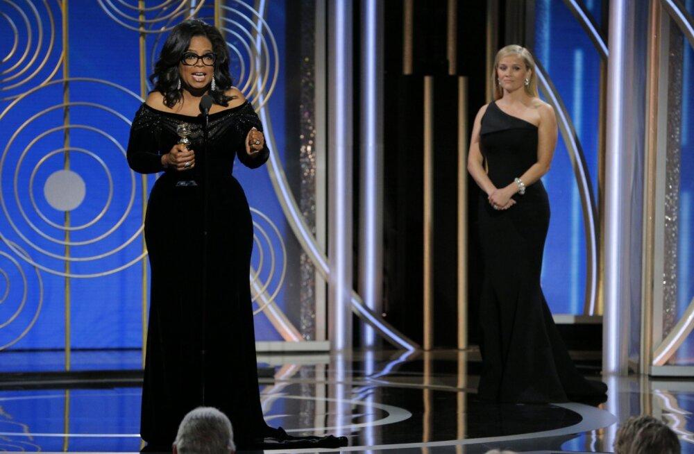 Soovid pidada sama meeldejääva kõne nagu Oprah äsja toimunud Kuldgloobuste jagamise galal? Siin on sulle neli kasulikku nippi