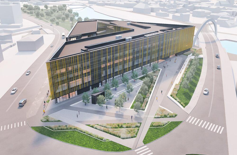 Tartu ülikooli Delta keskus uuendab kõrgharidus- ja teadusmaastikku
