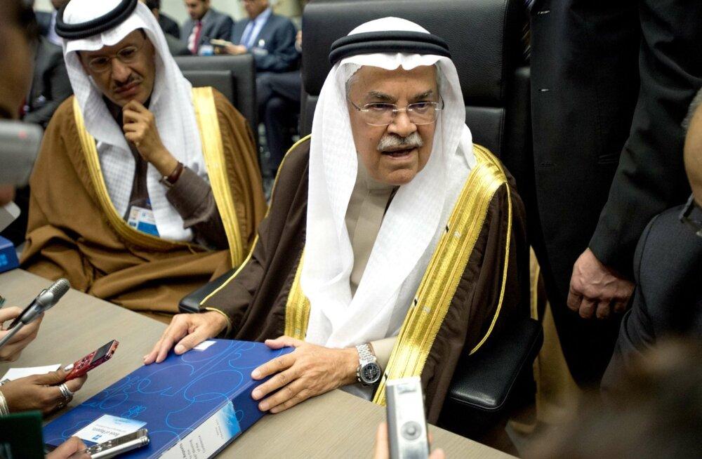 Saudi naftaminister Ali Al-Naimi.