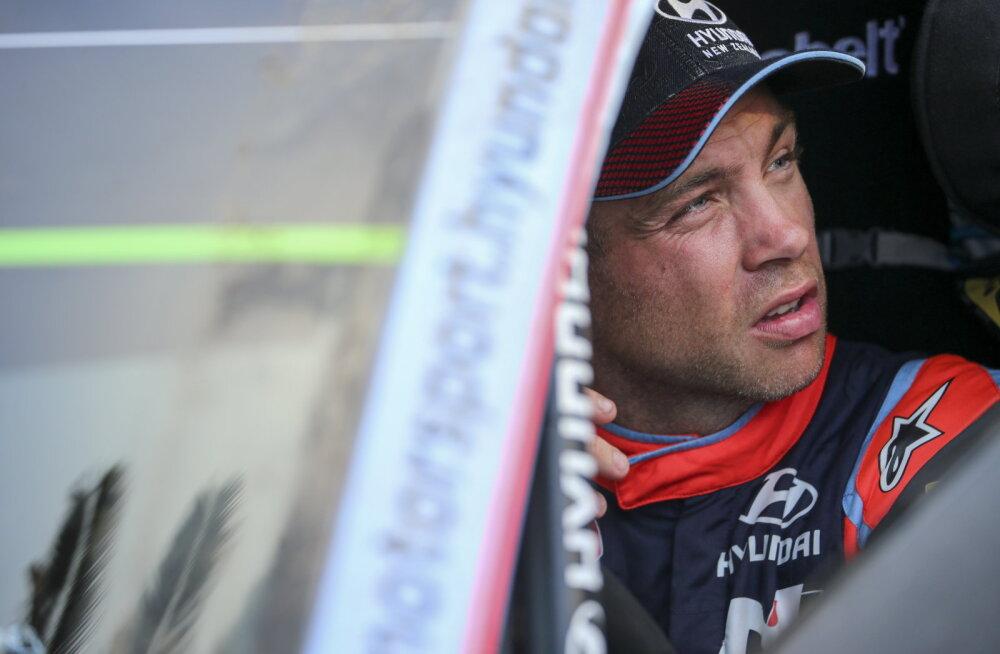 VIDEO | Esimest korda Fordi rooli istunud Hayden Paddon: tunne on võimas, ma polekski nagu WRC-sarjast eemal olnud