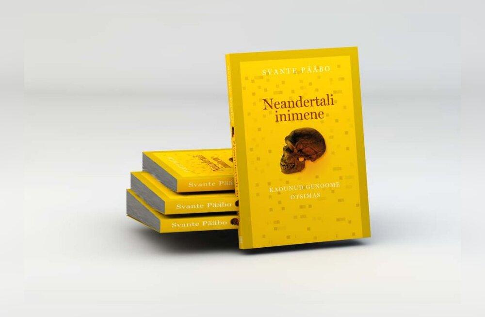 """Katkend raamatust: Svante Pääbo """"Neandertali inimene. Kadunud genoomi otsimas"""""""