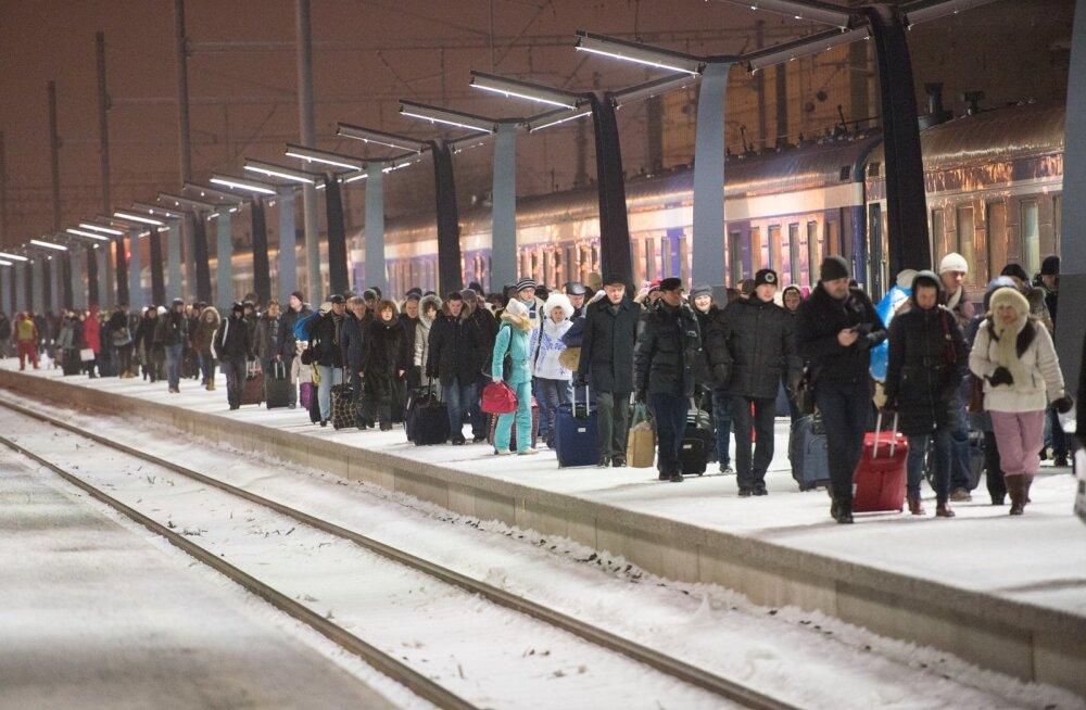 Majutusteenuste pakkujad ei julge aasta lõpus Venemaalt kuigi palju turiste oodata