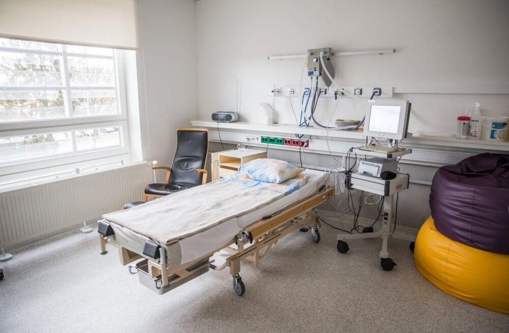 Tartu kliinikumi sünnitusosakond