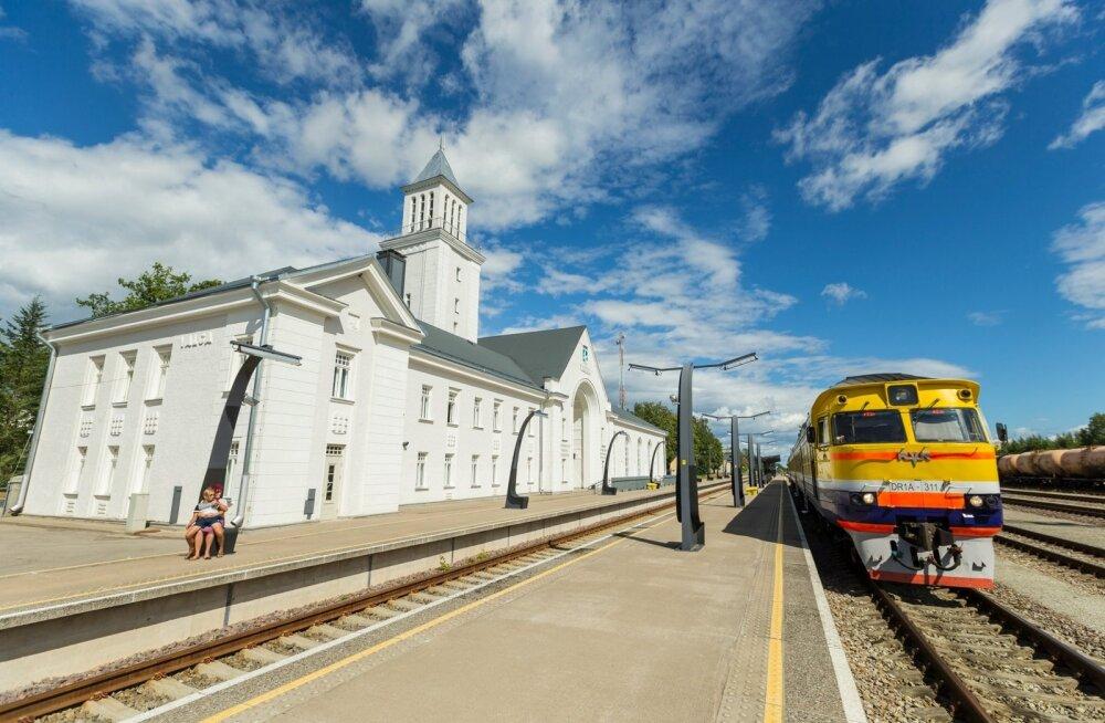 Valga raudteejaam