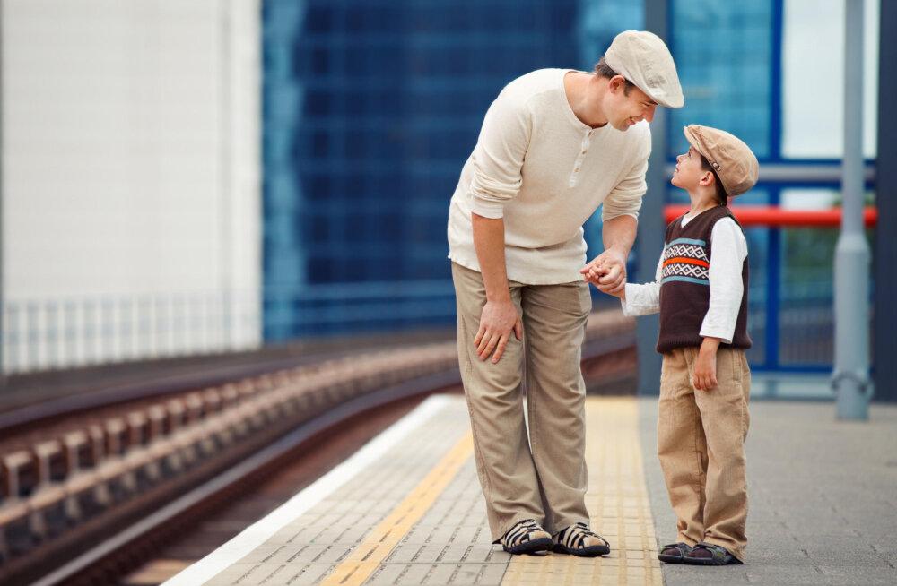 Maailma odavaim psühhiaater? 11-aastane laps pakub New Yorgi metroos seninägematut teenust