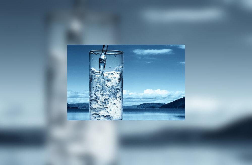 Tugevalt aluseline mineraalvesi aitab organismi (ja vere) pH-tasakaalu taastada ja hoida