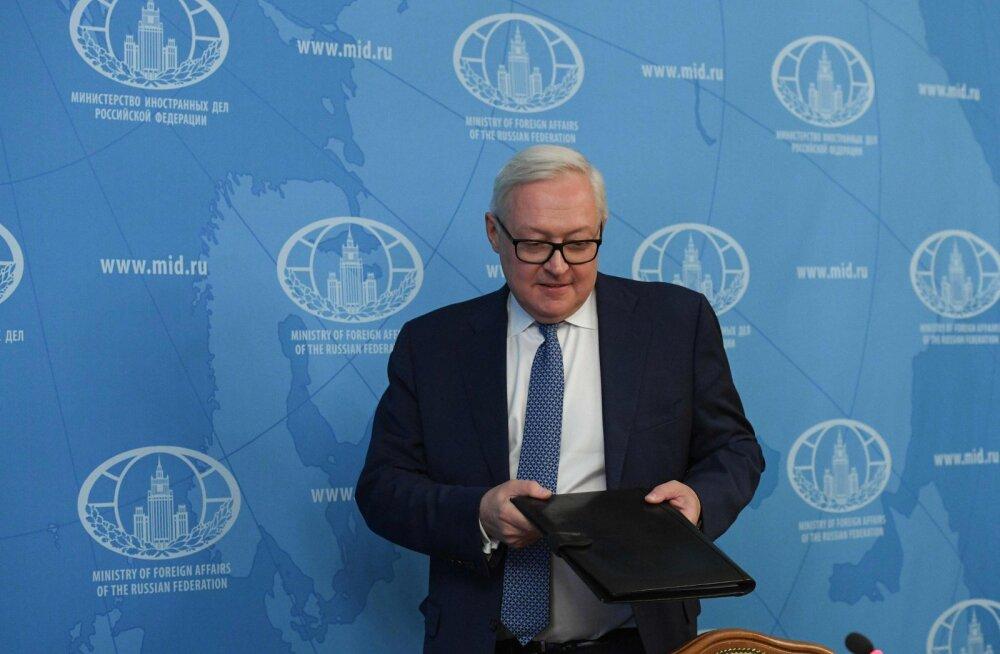 Vene asevälisminister: USA mängib läbi tuumarünnakut Venemaa vastu