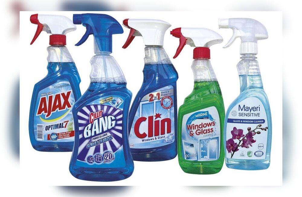 Блестящий результат: какое средство для мытья окон лучше всего справляется с задачей