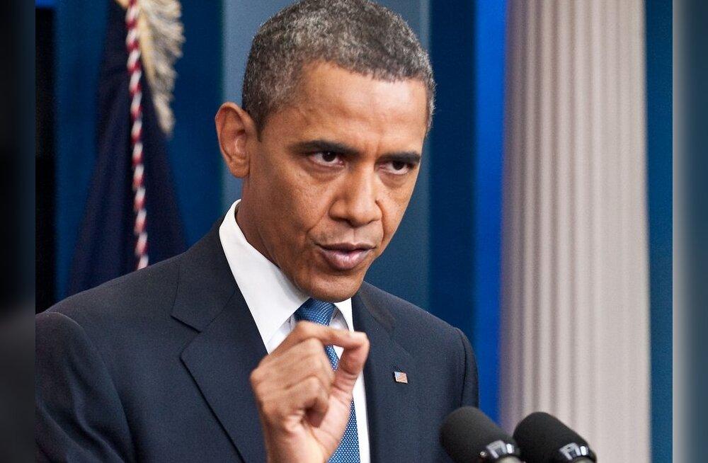 """Obama teeb ettepaneku kehtestada miljardäridele """"Buffetti-maks"""""""