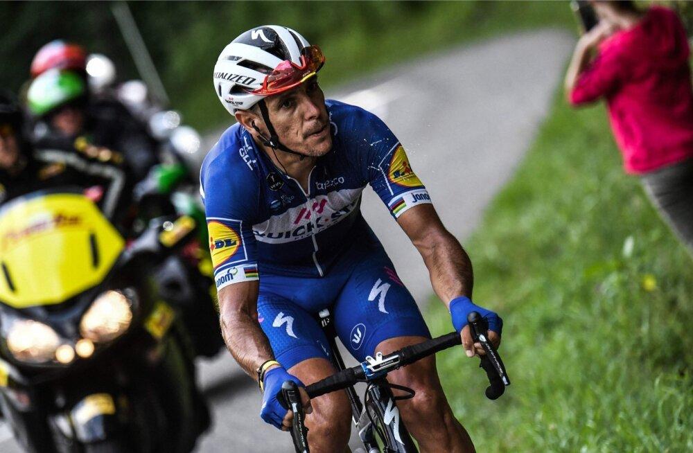 Philippe Gilbert Tour de France´il