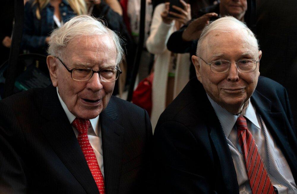 Mis on miljardär Buffetti investeerimisedu saladus?