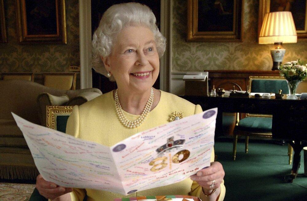 Kuninganna Elizabeth II rekordeid murdev valitsemisaeg: 10 lõbusat fakti Briti monarhist