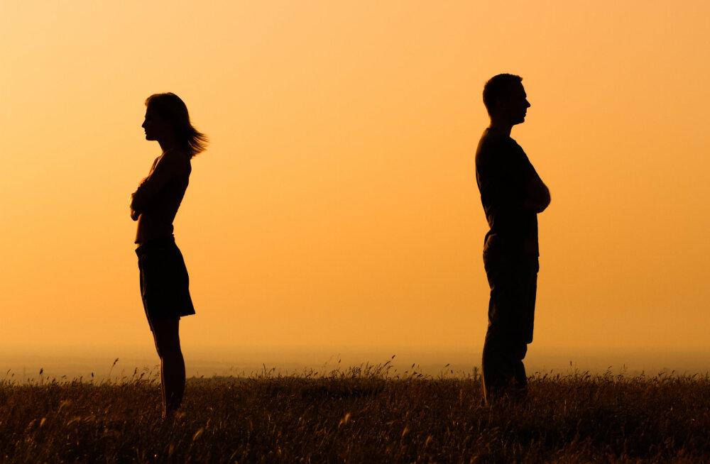 12 suurt küsimust, mida peaksid endalt küsima enne, kui otsustad oma abikaasast lahutada