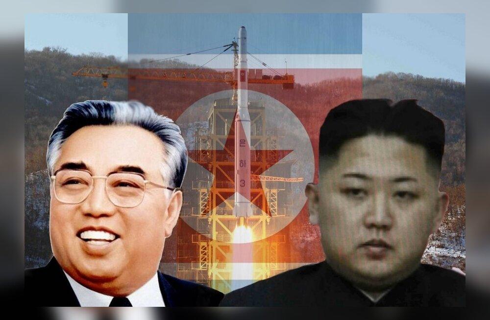 Põhja-Korea juhid