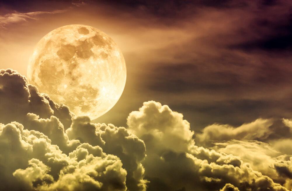 Esmaspäeval särab taevas Neitsi sodiaagimärgi täiskuu - oodata on vastakaid tundeid