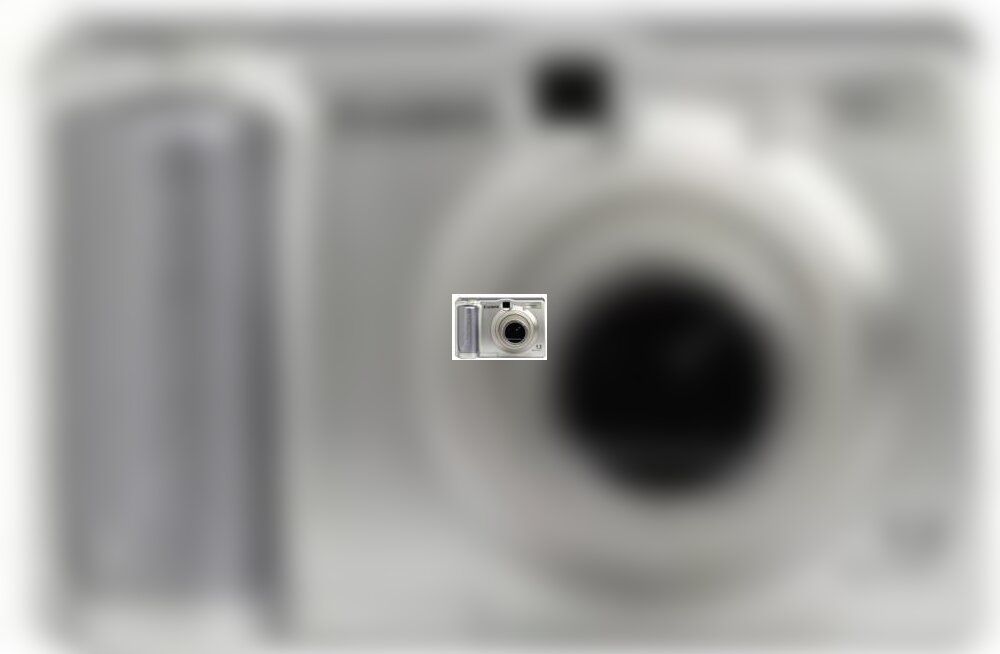 Canon Powershot A-10
