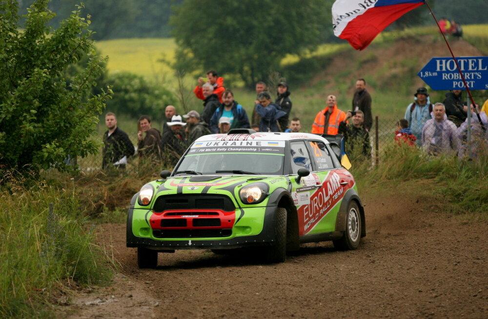 RR ESTONIA Tartu Rally´l saab näha kahte WRC autot