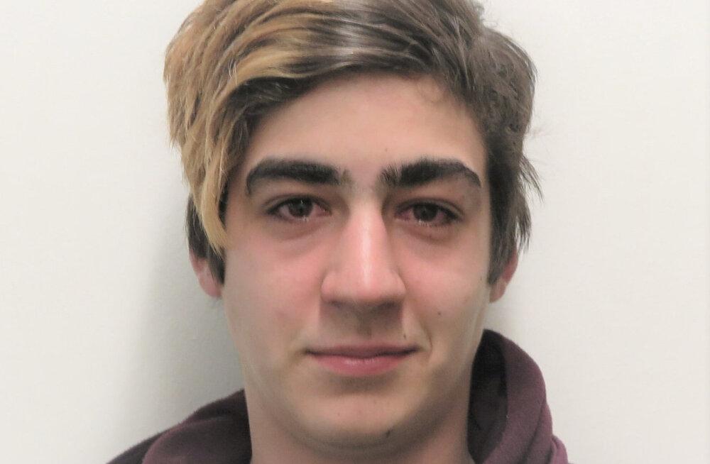 FOTO | Politsei otsib 16-aastast Raul Juliust