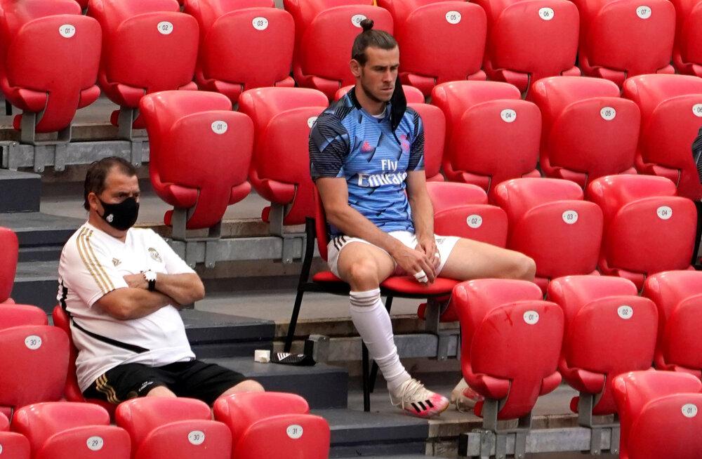 Gareth Bale avameelselt: Real on teinud olukorra väga keeruliseks. Olen mitmel korral proovinud klubist lahkuda