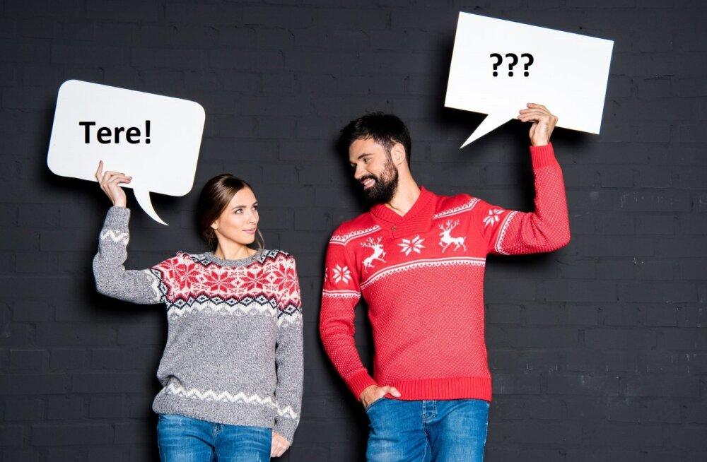 Трудности перевода, или Как я пыталась завести отношения с эстонцем