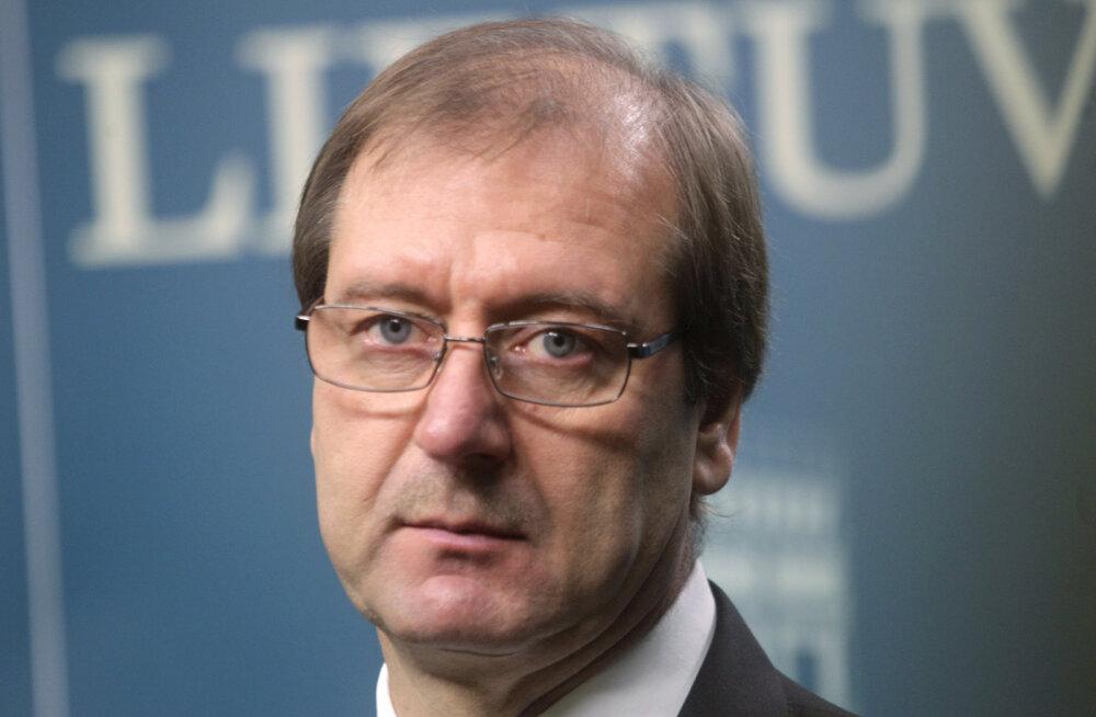 Leedu europarlamendi liiget ähvardab homode sõimamise eest fraktsioonist väljaviskamine