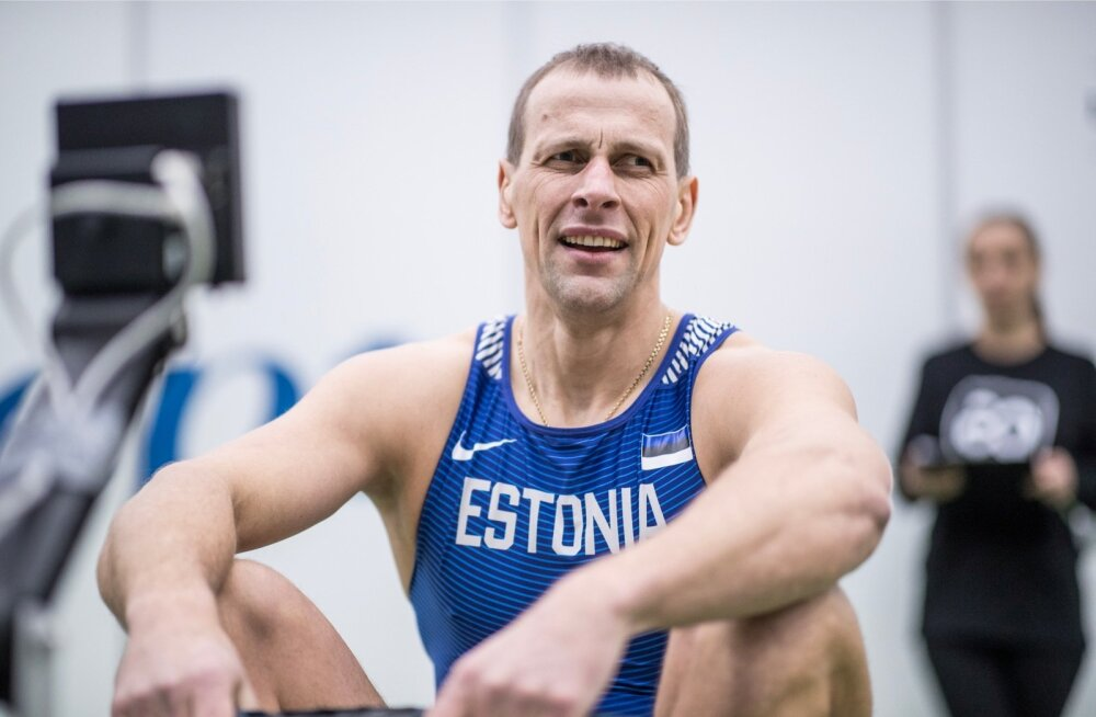 Kaheksakordne Alfa võitja Tõnu Endrekson pidi seekord leppima Pavel Šurmei järel teise kohaga.