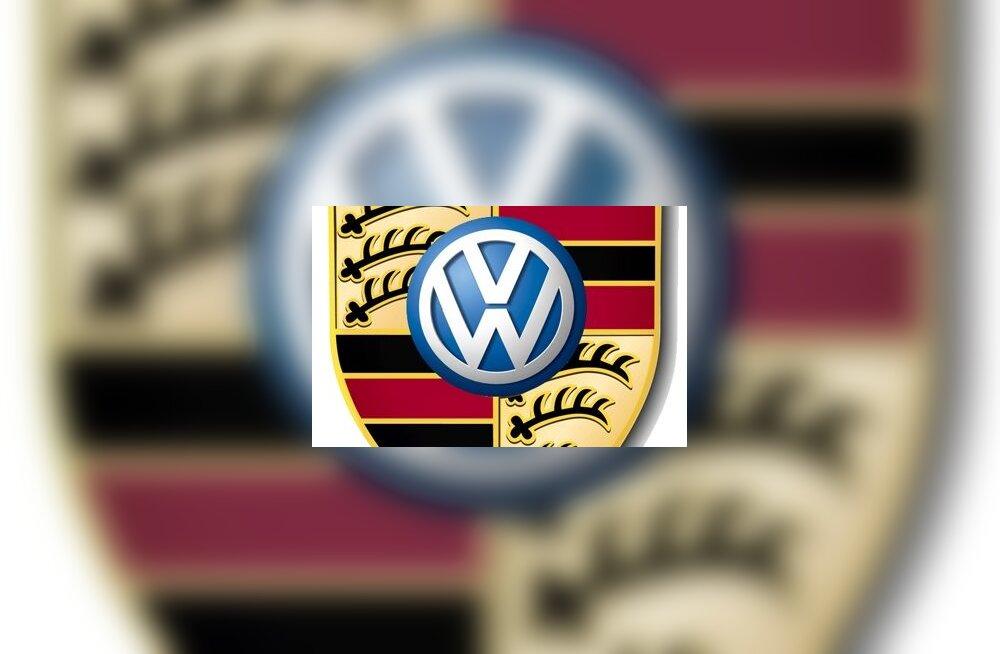 VW ostab Porsche hoopis ise ära