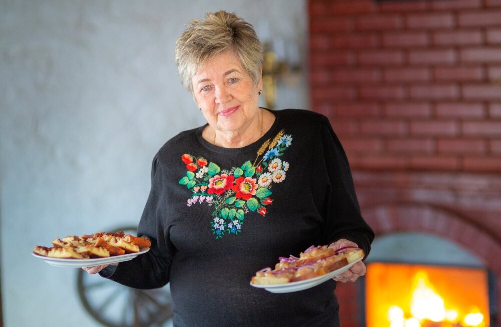 Juta Pae söögimaja menüü on püsinud muutumatuna 21 aastat: niimoodi esiisad meil sõid, ei ole minul õigust neid asju muuta!