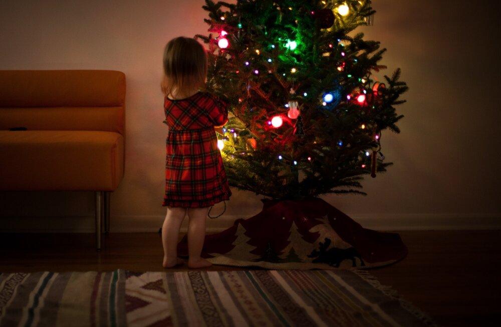 Aeg saada tarbimishullusest üle: kuidas õpetada lastele, et jõulud ei tähenda ainult kingihunnikut kuuse all
