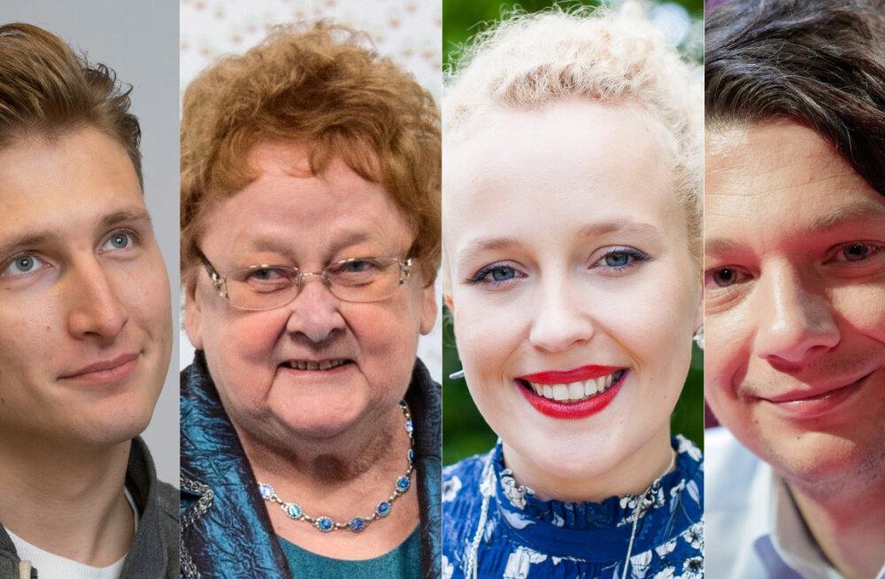 Iiris Vesik intervjueerib: 8 positiivset juhtumist ja mõtet inspireerivatelt Eesti inimestelt