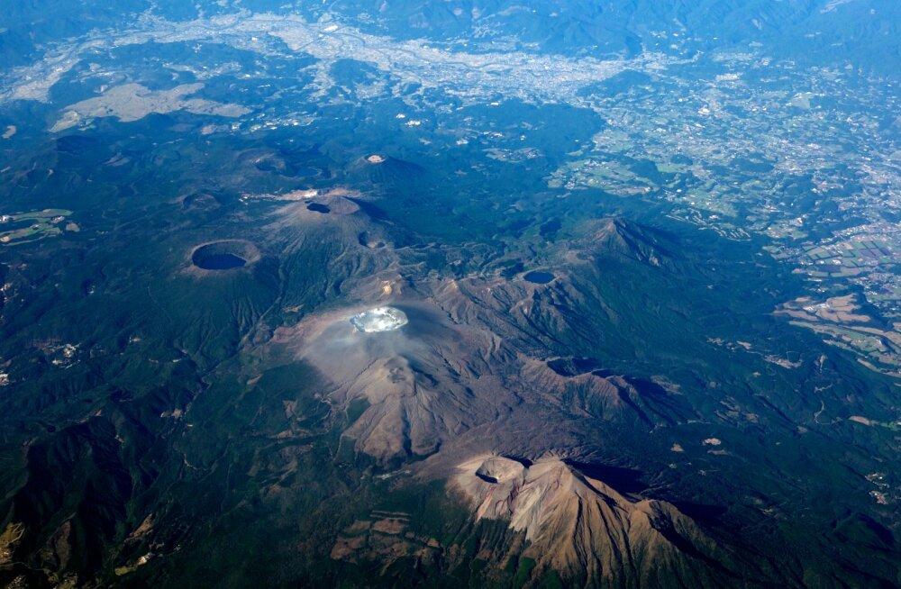 Kuus vulkaani, mis 2018. aastal enim elusid ohustavad (niipalju kui seda ennustada saab)