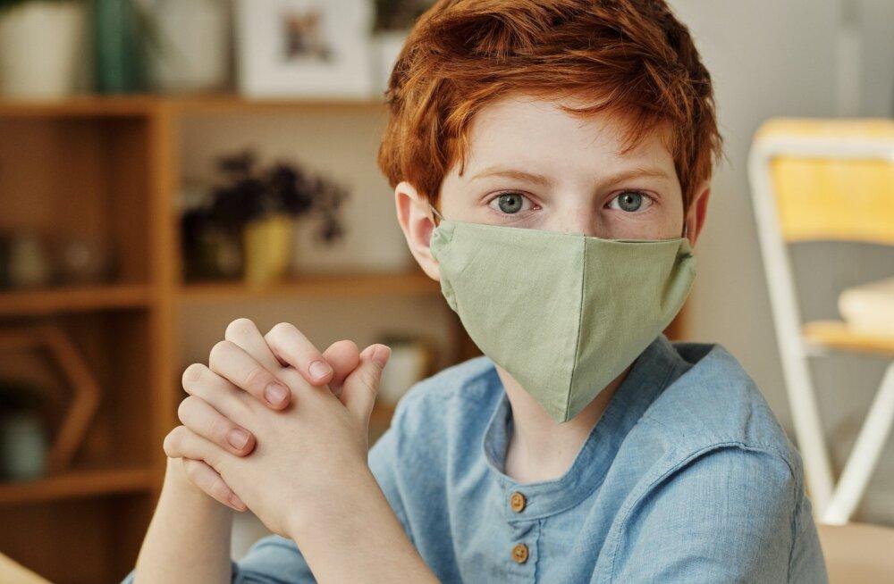 Почему носить маски нужно именно с 12 лет?