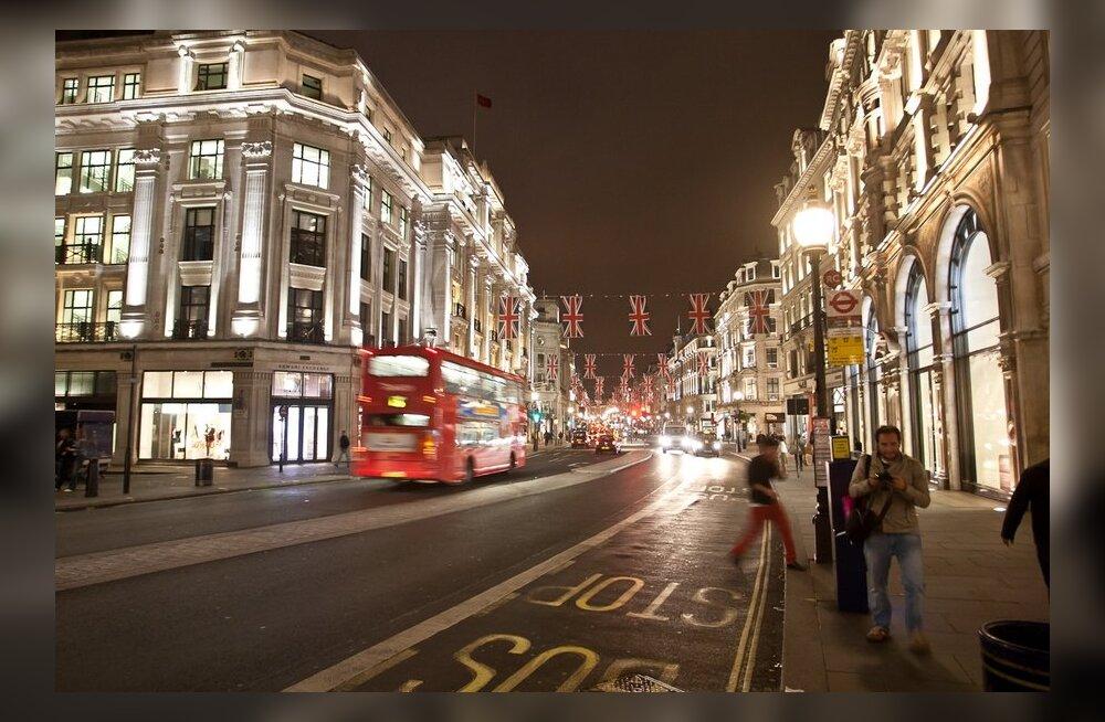 """""""Minu London"""": kuidas topeltbussis ellu jääda ja isegi piknikku pidada"""