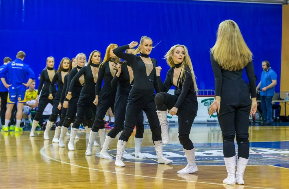 Võrkpall Tartu Bigbank vs Rakvere VK