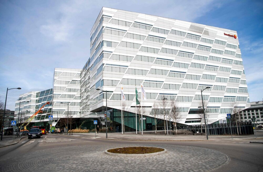 ÄRILEHT STOCKHOLMIS | Mida arvab Swedbanki uus juht panga rahapesukriisist?