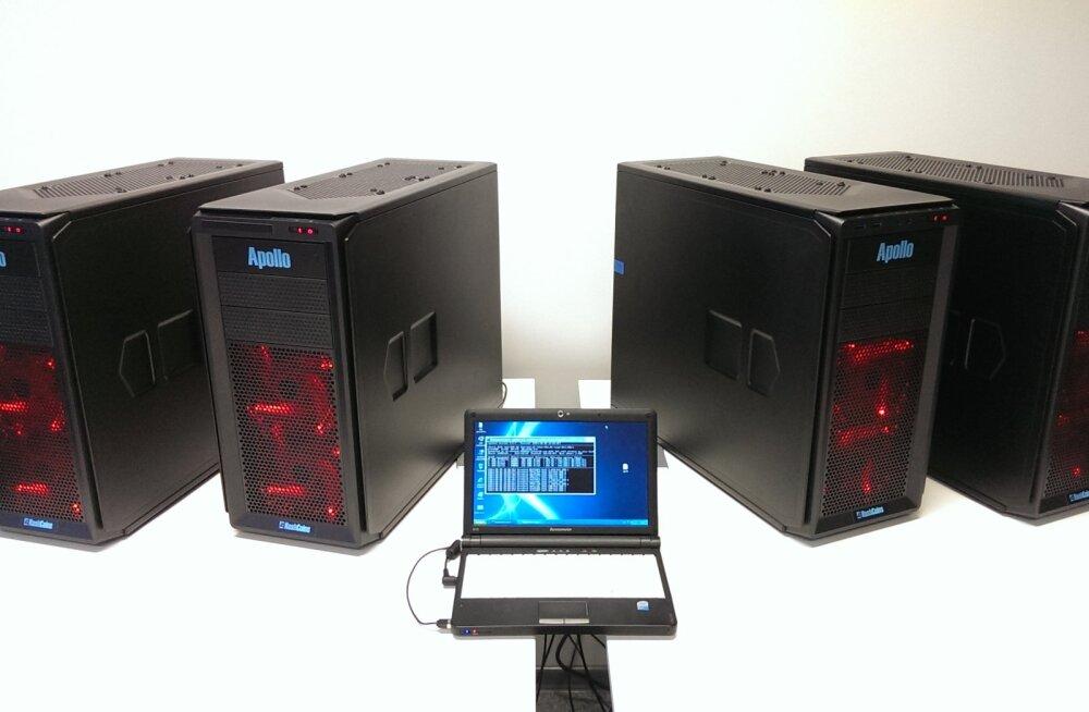 Kas teadsid, et sinu arvutis võib peituda krüptoraha-kaevandus?