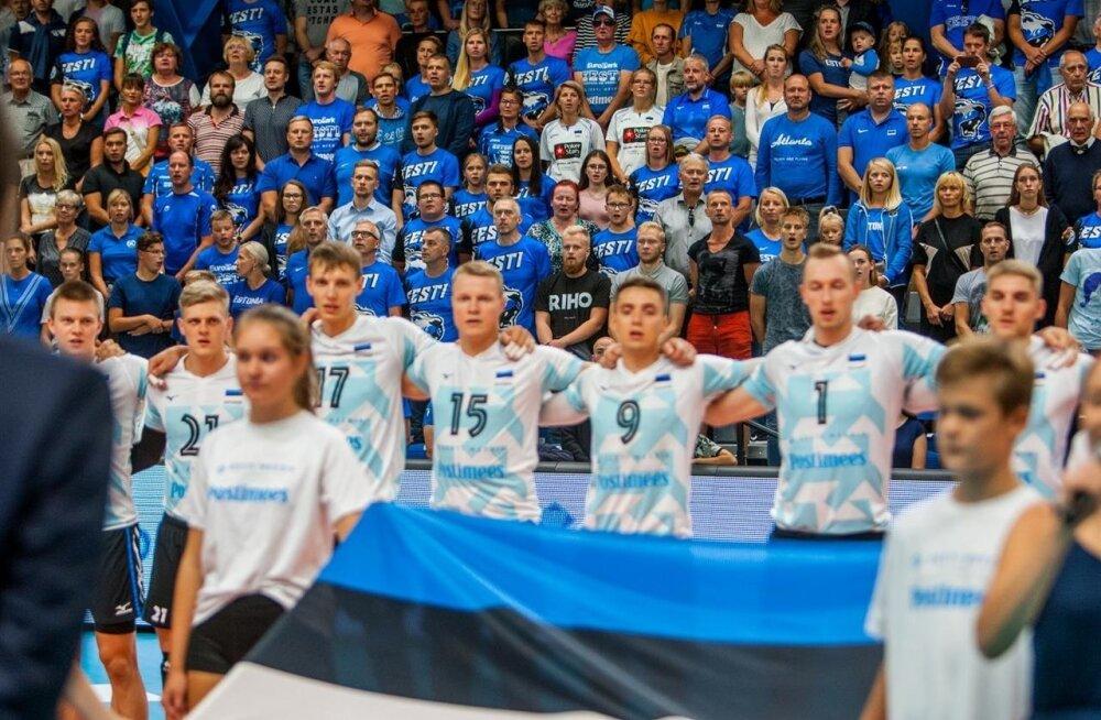 HÄÄLETA   Kes oli Eesti võrkpallikoondise parim mängija Iisraeli vastu?