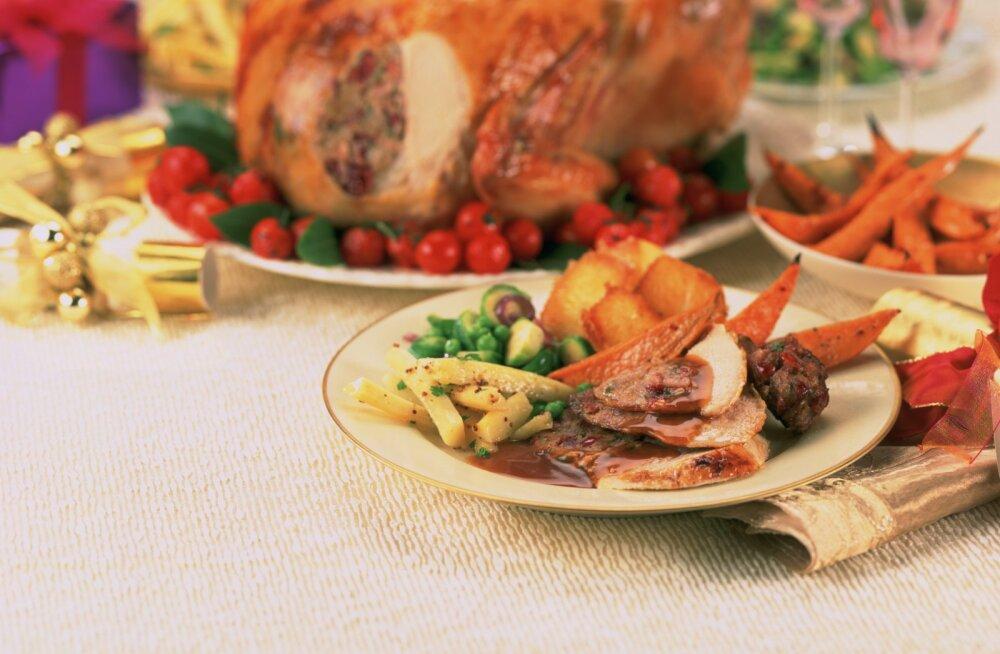 Что приготовить на новогодний стол, если вы на диете?