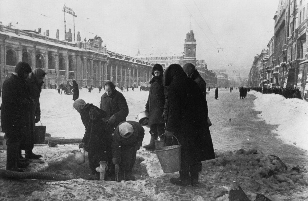 Германия выделит 12 миллионов евро на поддержку блокадников Ленинграда