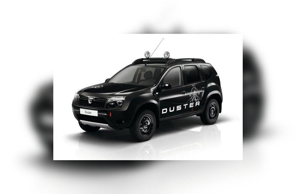 Veel uusi Daciaid: Logan MCV ja erimudel Duster Aventure