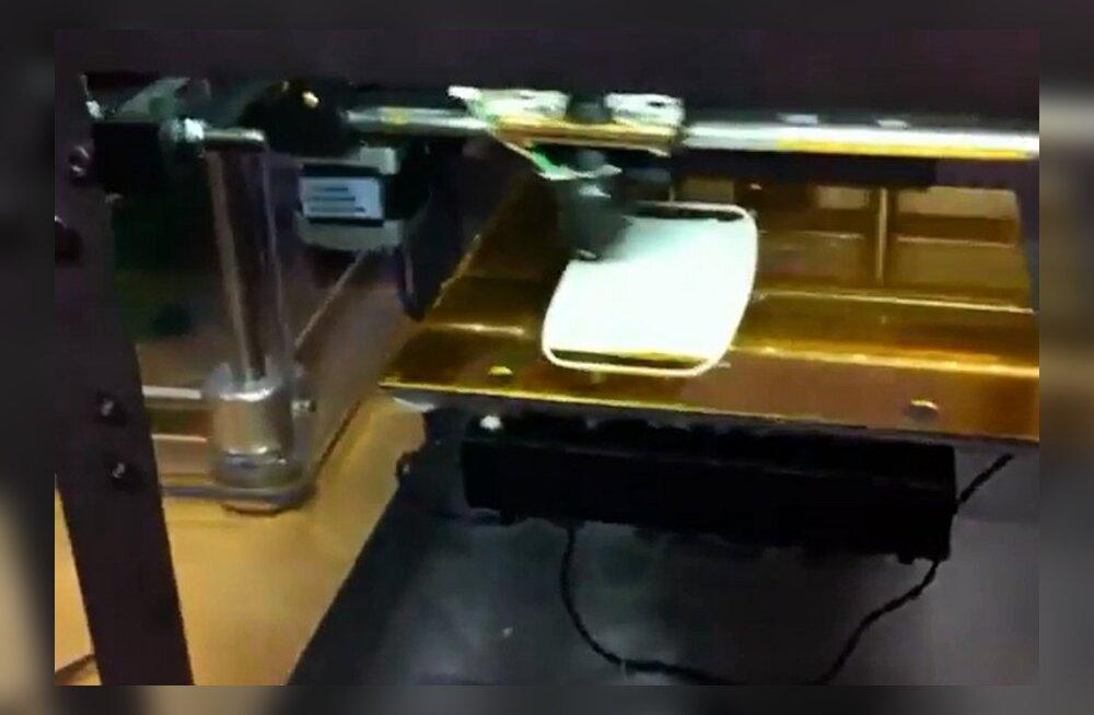 Igaüks võib endale Nokia telefoni korpuse 3D-printerist välja lasta